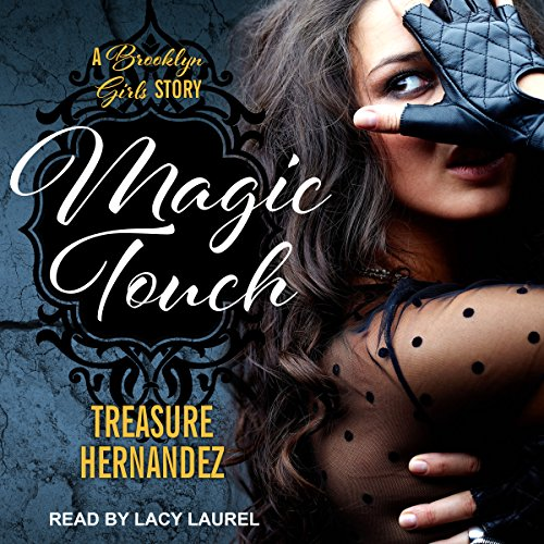 Magic Touch audiobook cover art