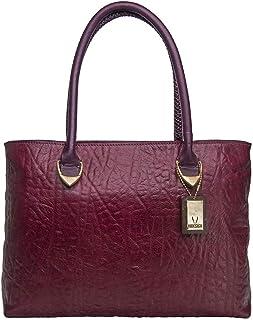 Hidesign Women's Tote Bag (Purple)