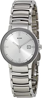 Rado Centrix Silver-Toned Analog Watch for Women R30928103