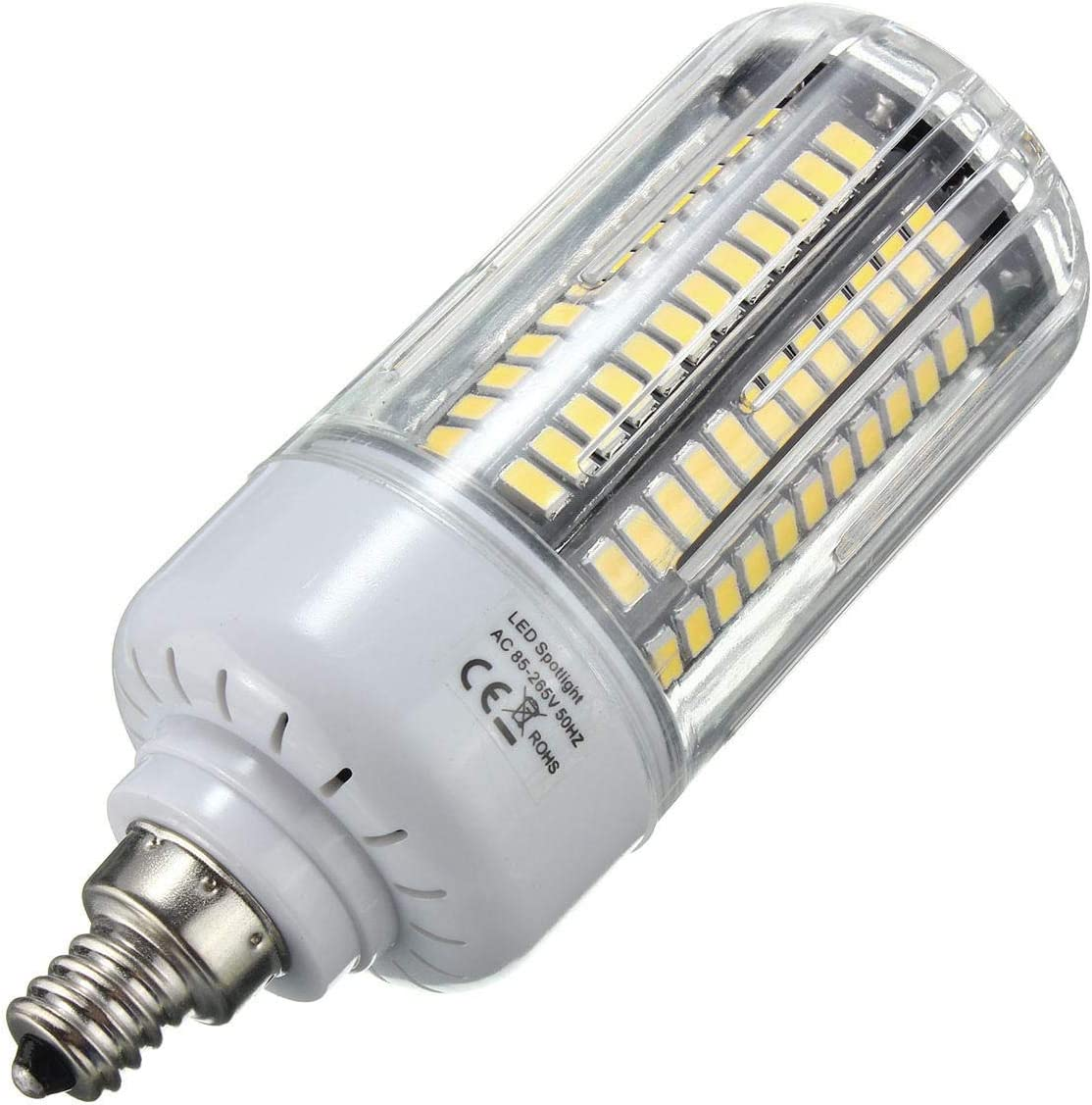 A surprise price is realized ZHU-CL LED Corn Max 73% OFF Light Bulb for 100 Indoor&Outdoor, S 18W E12