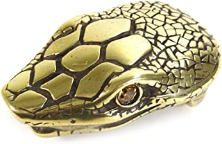 VaModa G/ürtelschlie/ße Wechselschlie/ße G/ürtelschnalle Buckle Modell Turtle