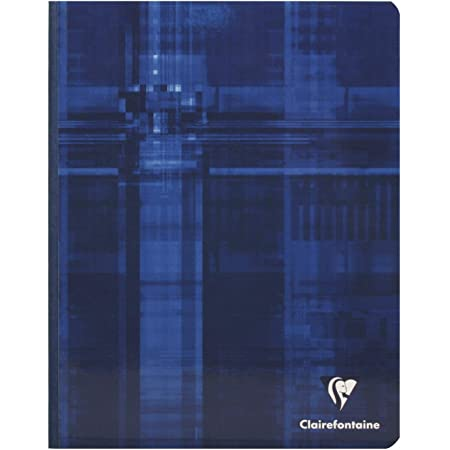Clairefontaine Clothbound Book 6.5X8.25 Ruled colors may vary