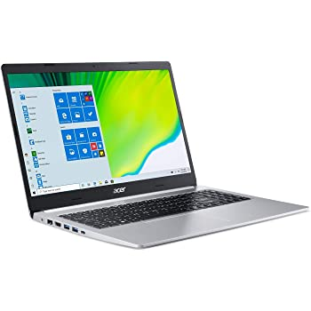 "Acer Aspire 5 A515-44-R41B, 15.6"" Full HD, AMD Ryzen 5 4500U Hexa-Core Mobile Processor with Radeon Graphics, 8GB DDR4, 256GB NVMe SSD, WiFi 5, HD Webcam, Backlit Keyboard, Windows 10 Home"