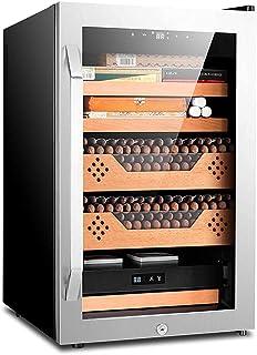 Cigarette Case Humidors Electronic Smart Cigar Cabinet Constant Temperature And Humidity Cigar Cedar Wood Shelf Intelligen...