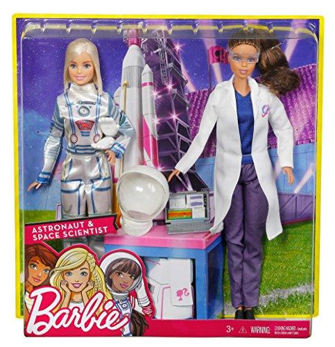 Barbie Carrière Astronaute Scientifique Spatiale Espace - 4