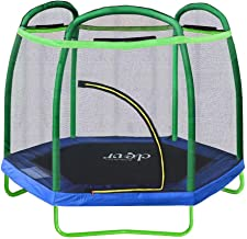 Best trampoline with safety net Reviews