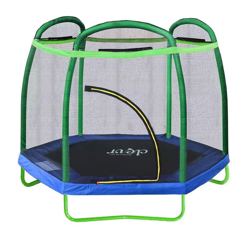 Clevr Trampoline Enclosure Outdoor Birthday