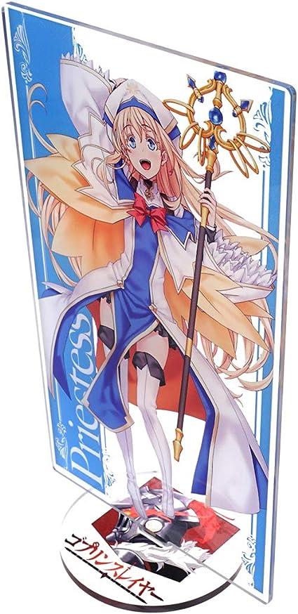 CoolChange Figura di Demon Slayer con Supporto di plastica di Onna Shinkan sacerdotessa I 20cm