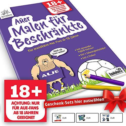AUE Fanartikel ist jetzt Auer Malbuch für Beschränkte by Ligakakao.de