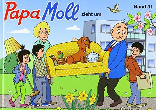 Papa Moll zieht um: Band 31