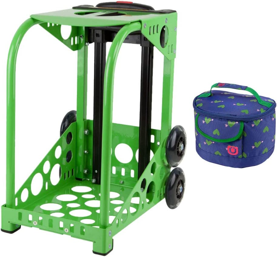 ZUCA Sport Frame with Built-in Seat Lunchbox Gift Long-awaited Sale Bundle Ch and