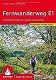Fernwanderweg E1 Deutschland Süd: Von Hameln bis Konstanz. 49 Etappen. Mit GPS-Tracks (Rother Wanderführer)