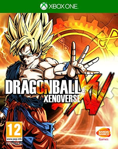 Dragon Ball Xenoverse product image