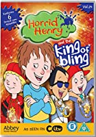 Horrid Henry And The King Of Bling [DVD] [Import anglais]