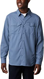 Columbia Long Sleeve Shirt Silver Ridge Lite Camisa de Manga Larga para Hombre