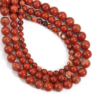 8inch Strand Natural Red Jasper Gemstone 6mm-7mm Faceted Heart Briolette Beads Sumatra Jasper Semi Precious Gemstone Beads for Jewelry