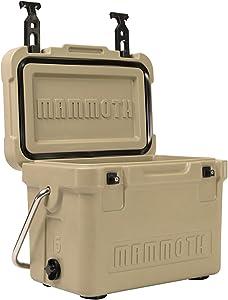Mammoth Coolers Cruiser MC15T Cooler, Tan