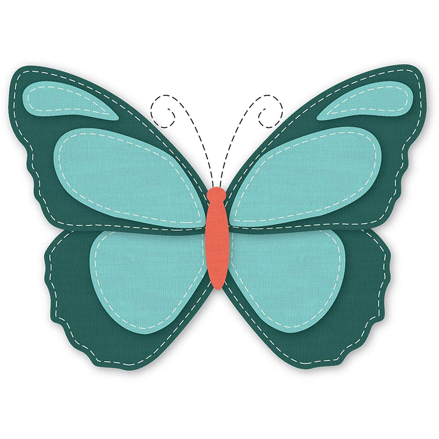 Crafter's Edge A1102 Large Butterfly