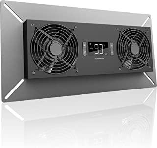 AC Infinity AIRTITAN T8, Crawlspace Basement Ventilator Fan, with Temperature and Dehumidistat Controller, IP-44 Rated, Exhaust