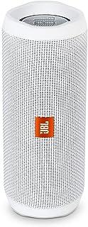 JBL Flip 4 - Altavoz inalámbrico portátil con Bluetooth, resistente al agua (IPX7), JBL Connect+, hasta 12 h de reproducción con sonido de alta fidelidad