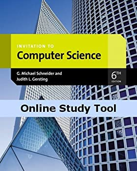 Interactive eBook for Schneider/Gersting s Invitation to Computer Science 6th Edition