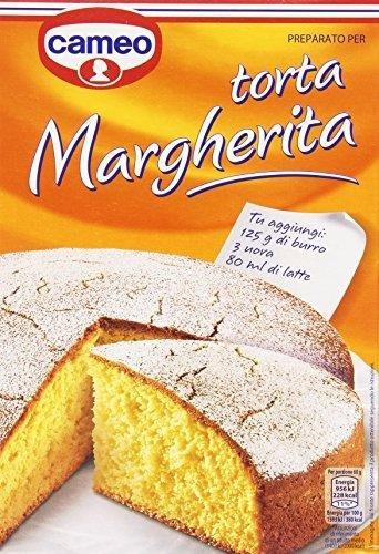 TORTA CAMEO MARGHERITA GR428