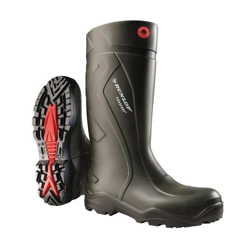 Dunlop D76093310 Purfort+ Flexible Fo Minimize Max 44% OFF Lightweight Boot Nashville-Davidson Mall