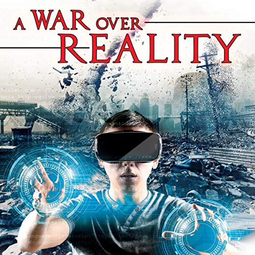 A War over Reality cover art