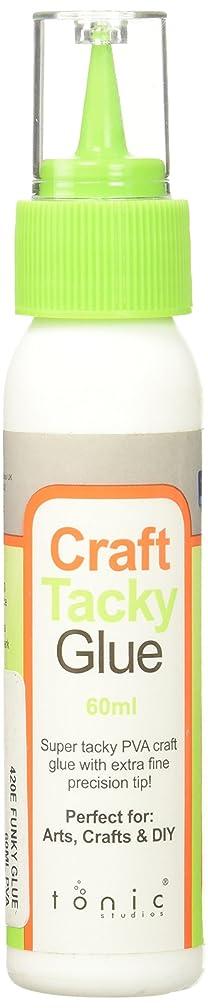 Tonic TNC420E Craft Tacky Glue Studios Craft Tacky Glue 2.03oz Pop
