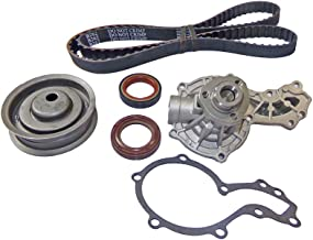 DNJ TBK803WP Timing Belt Kit with Water Pump/For 1993-2002 / Volkswagen/Cabrio, Golf, Jetta, Passat / 2.0L / SOHC / L4 / 8V / 121cid / ABA