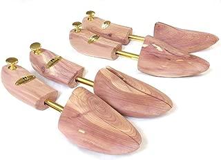 Cedar Elements Split-Toe Cedar Shoe Tree - 2 Pack (XXL)