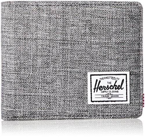 Herschel Roy Coin Unisex Grau Geldbörse