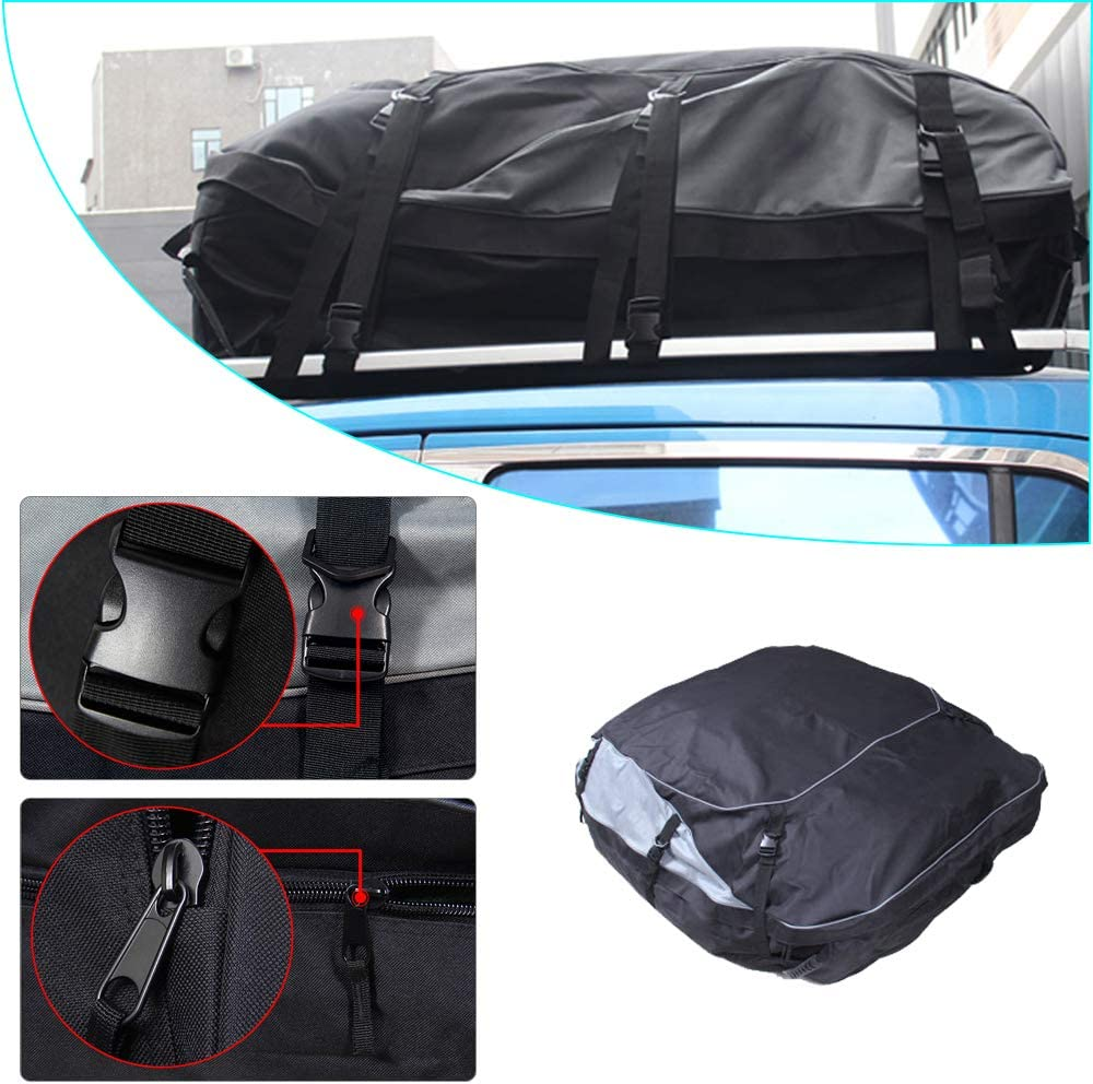 supreme ALLYARD Car Rooftop Cargo Carrier Bag MKZ MKS Large special price !! Lincoln MK MKC for