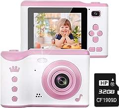 Kids Camera, 8.0MP Creative Digital Dual Camera,...