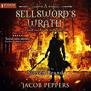 A Sellsword's Wrath cover art