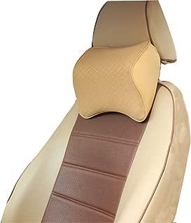 ZATOOTO Car Headrest Pillow Memory Foam – Neck Pillow Support for Driving Adjust Height