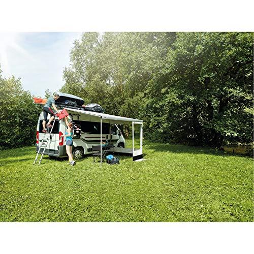 Thule Sun Blocker G2 Seitenwand Medium 2,50 Sonnenschutz Wohnwagen Camping Sichtschutz Markise grau