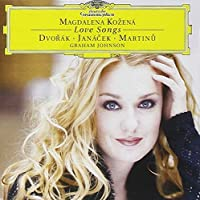 Love Songs by Magdalena Kozena (2000-04-10)