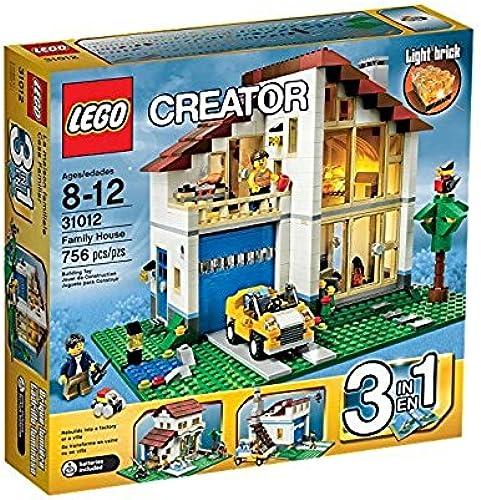 Entrega gratuita y rápida disponible. LEGO Creator - - - La casa Grande (31012)  primera reputación de los clientes primero