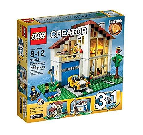 LEGO 31012 - Creator, großes Einfamilienhaus