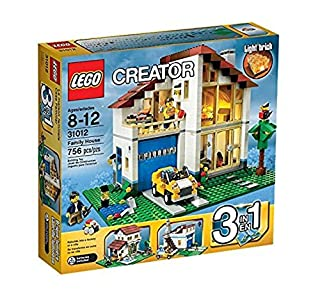 LEGO Creator 31012 - Großes Einfamilienhaus (B00B06IJRO) | Amazon price tracker / tracking, Amazon price history charts, Amazon price watches, Amazon price drop alerts