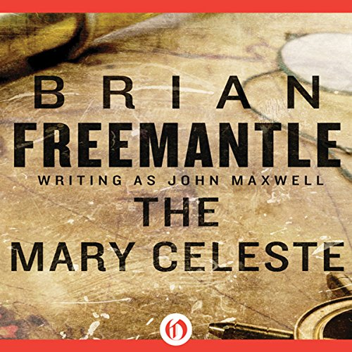 The Mary Celeste audiobook cover art
