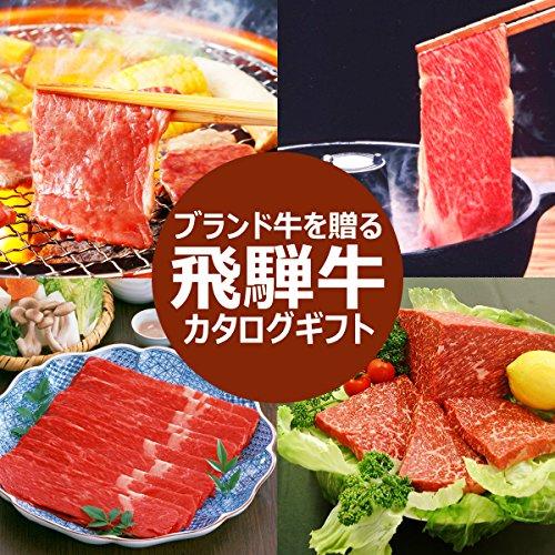 肉のひぐち 選べる ギフト 牛肉 カタログギフト 飛騨牛MNタイプ