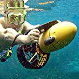 DEPTH RATING Sea Scooter Underwater Propeller Diving Equipment with Battery