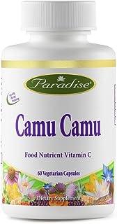 Paradise Herbs Camu Camu 60 Vcap