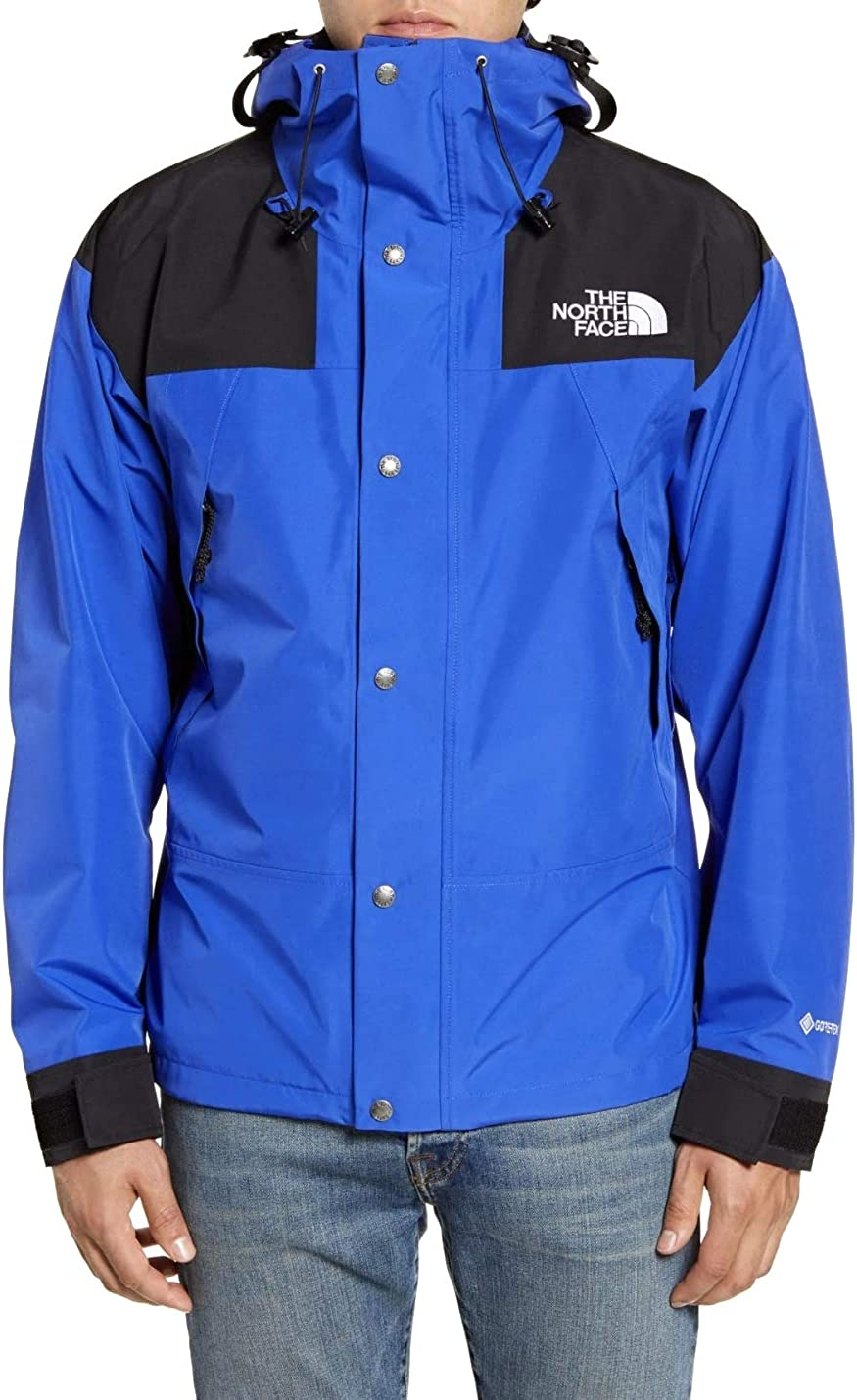 The North Face Men 1990 Retro Mountain Jacket Gore-Tex TNF Blue Size X-Large