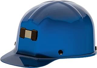 MSA 91586 Comfo-Cap Protective Cap with Staz-On Suspension, Blue