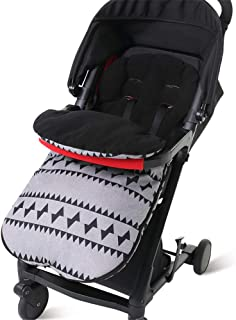 Lemonda Winter Universal Windproof Infant Baby Stroller Sleeping Bag Footmuff Car Seat Bunting Bag Stroller Carriage Foot Cover (Stroller Sleeping Bag)