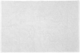 Bambury Angove Bath Mat, 50x80cm, White