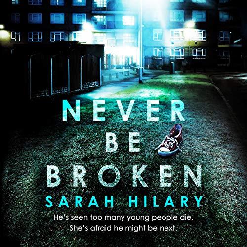 Never Be Broken cover art